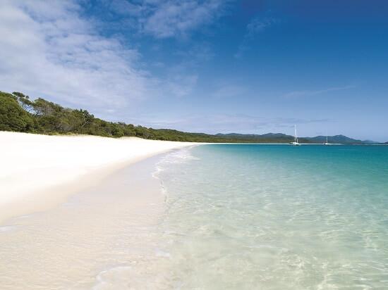 Whitehaven beache