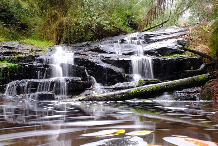 Cascade Falls Australia Dwayne Blee
