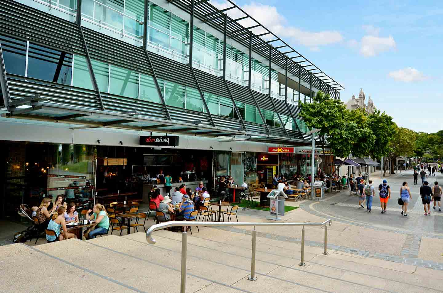 Restaurants South Bank