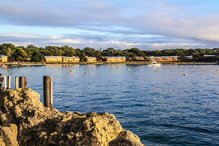 Rottnest Harbour Richard Collett