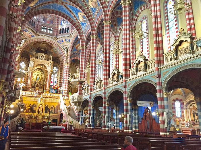Basilica Maria Auxiliadora in Almagro