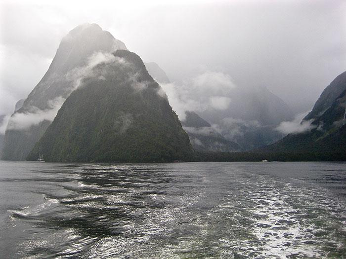 Milford Sound (image: Hayley Lewis)