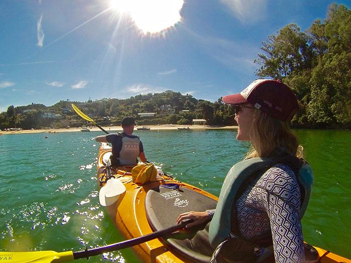 Abel Tasman National Park (image: Hayley Lewis)