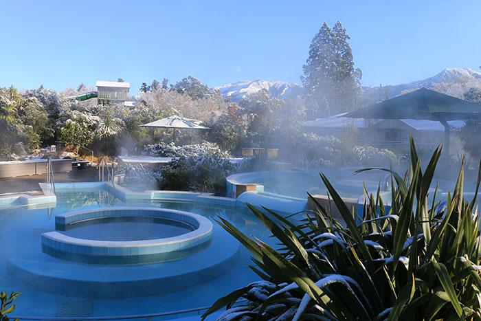 Hanmer Springs (image: Hayley Lewis)