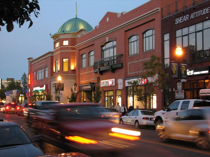 17 Avenue Calgary (image: Sophie Hart)