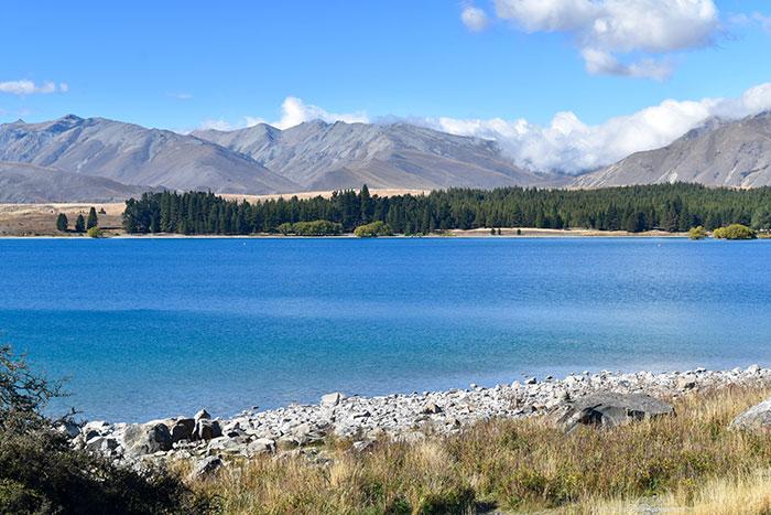Lake Tekapo (image: Hayley Lewis)
