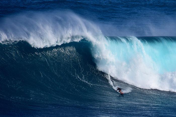 Jaws Peahi, Hawaii