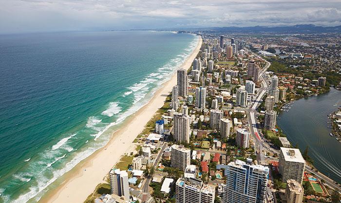 Skyline, Gold Coast, Queensland