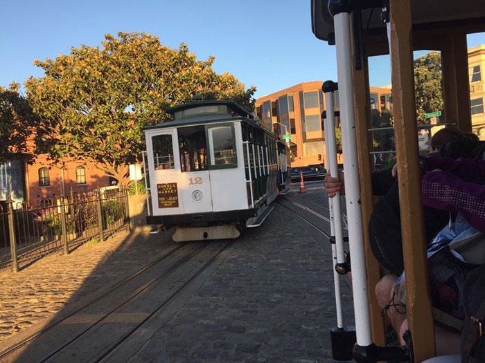 Historic cable car (image: Claus Gurumeta)