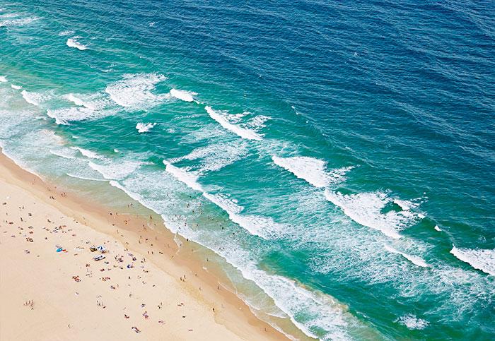 Beach, Gold Coast, Queensland
