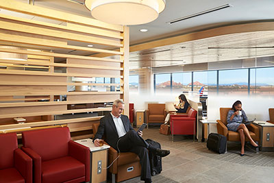 American Airlines Admirals Lounge