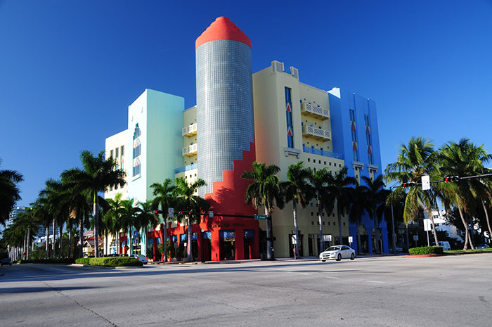 Art Deco, Miami