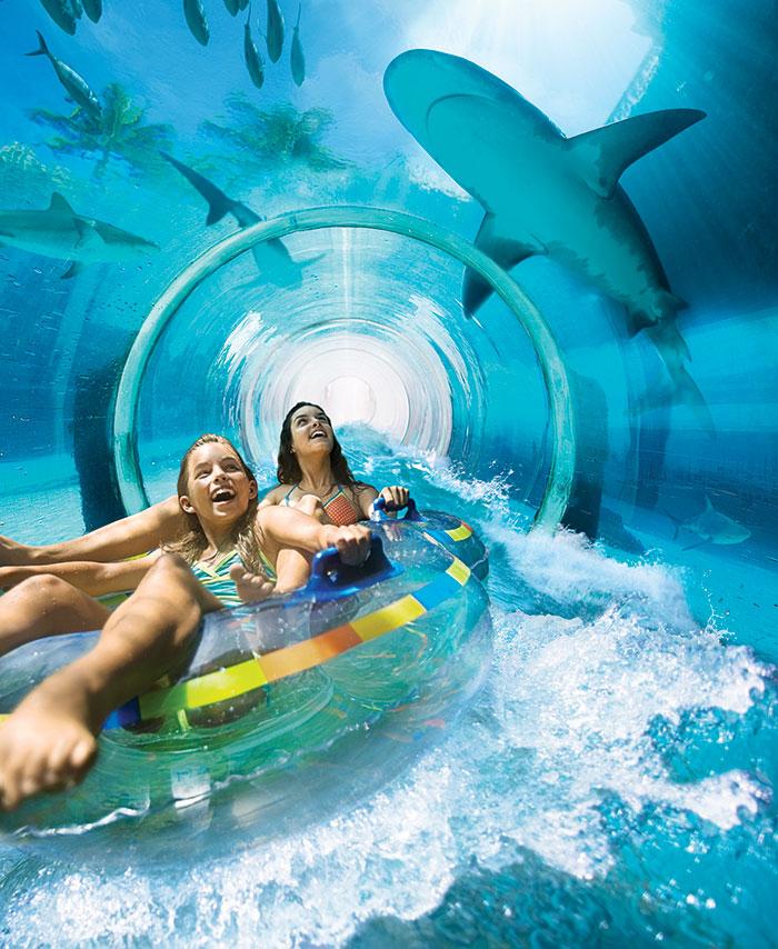 Atlantis the Palm water park
