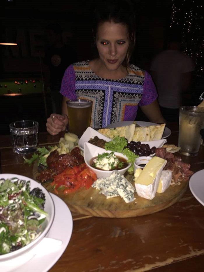 Auckland cheese platter
