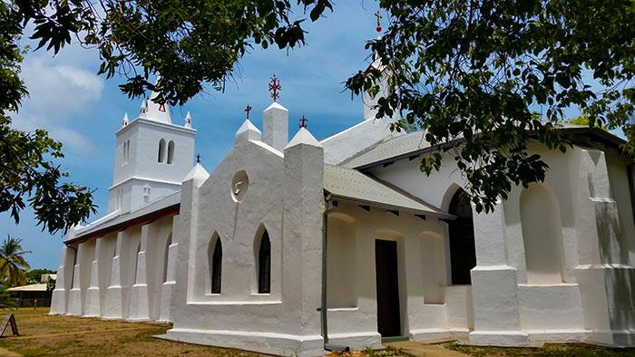 Beagle Bay church, Western Australia
