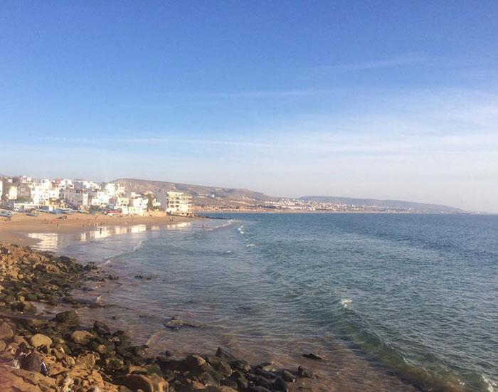 Sunshine, Morocco