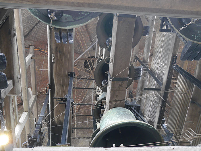 Bells in the Belfry, Bruges
