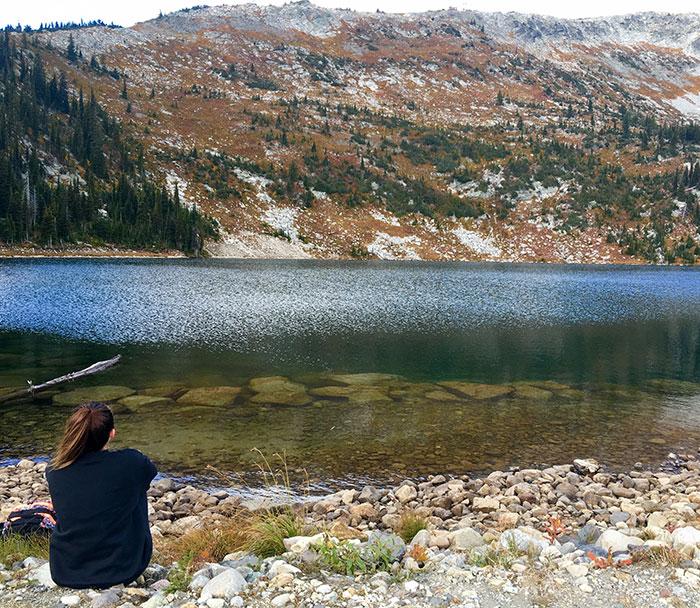 Big White hike, Kelowna