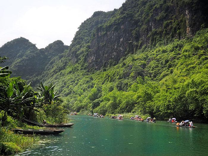 Cruising in Vietnam
