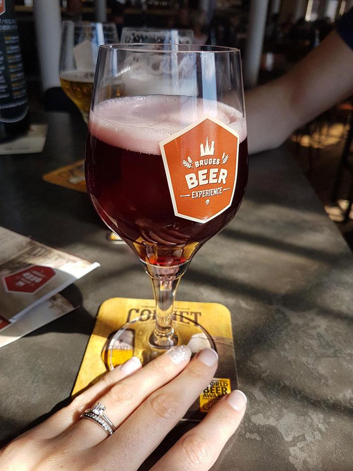 Boon Kriek, Bruges Beer Experience