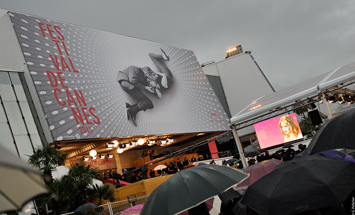 Cannes Film Festival, France (image: Flickr Christophe Pelletier)