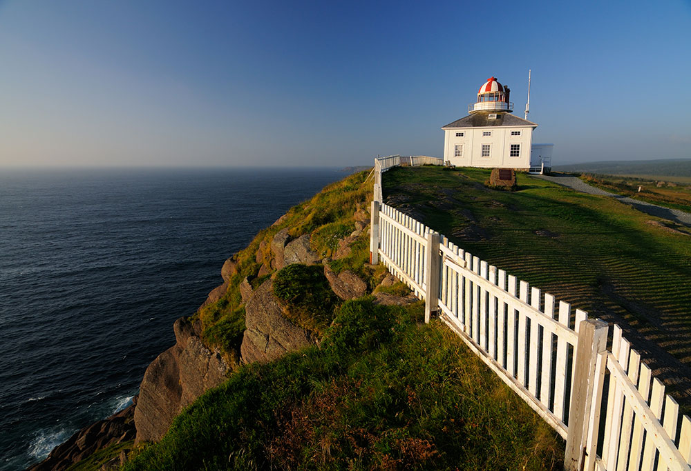 Cape Spear Lighthouse, Newfoundland