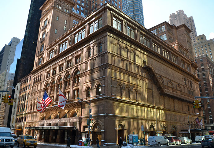 Carnegie Hall, New York, USA