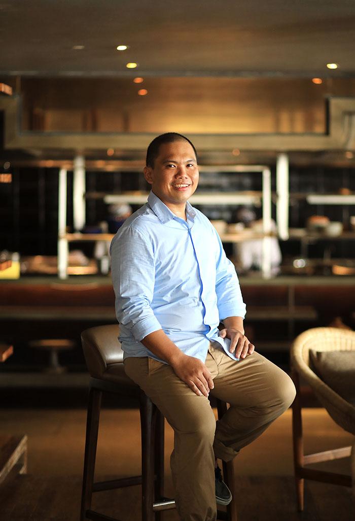 Chef Vivian, Alila Seminyak, Bali