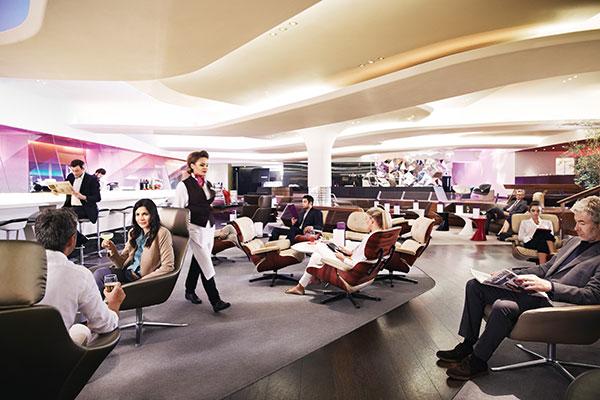 Club Lounge Virgin Atlantic