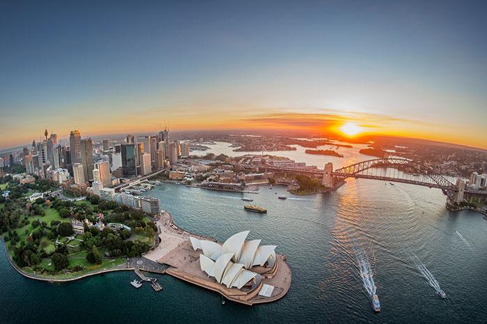 Sydney (image: Destination NSW)