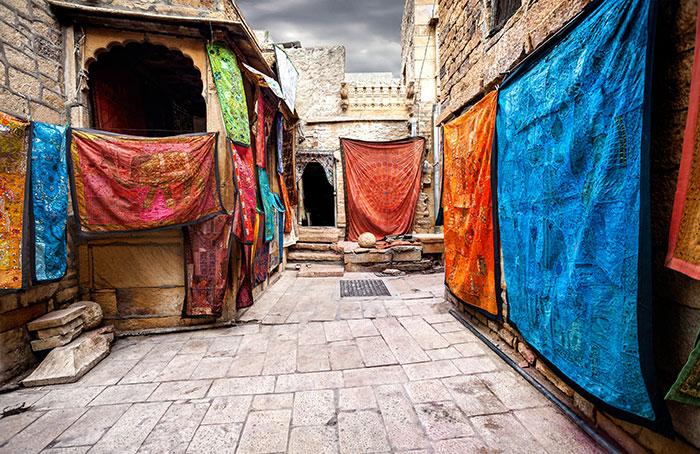 Fabric in India