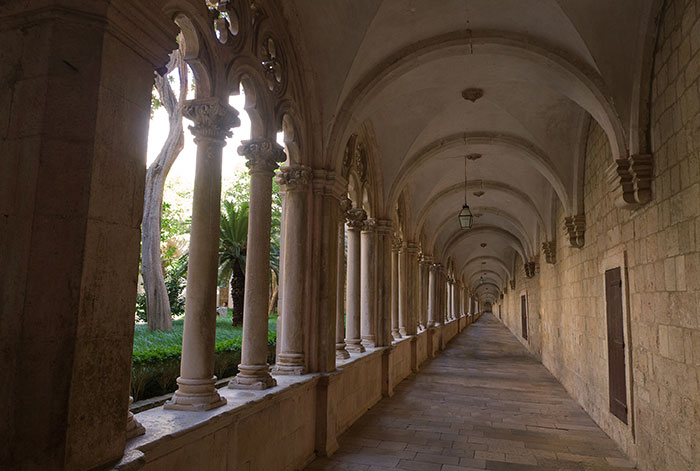Franciscan Monastery, Dubrovnik