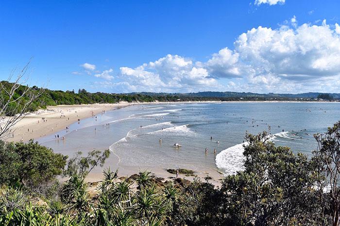 Byron Bay (image: Hayley Lewis)