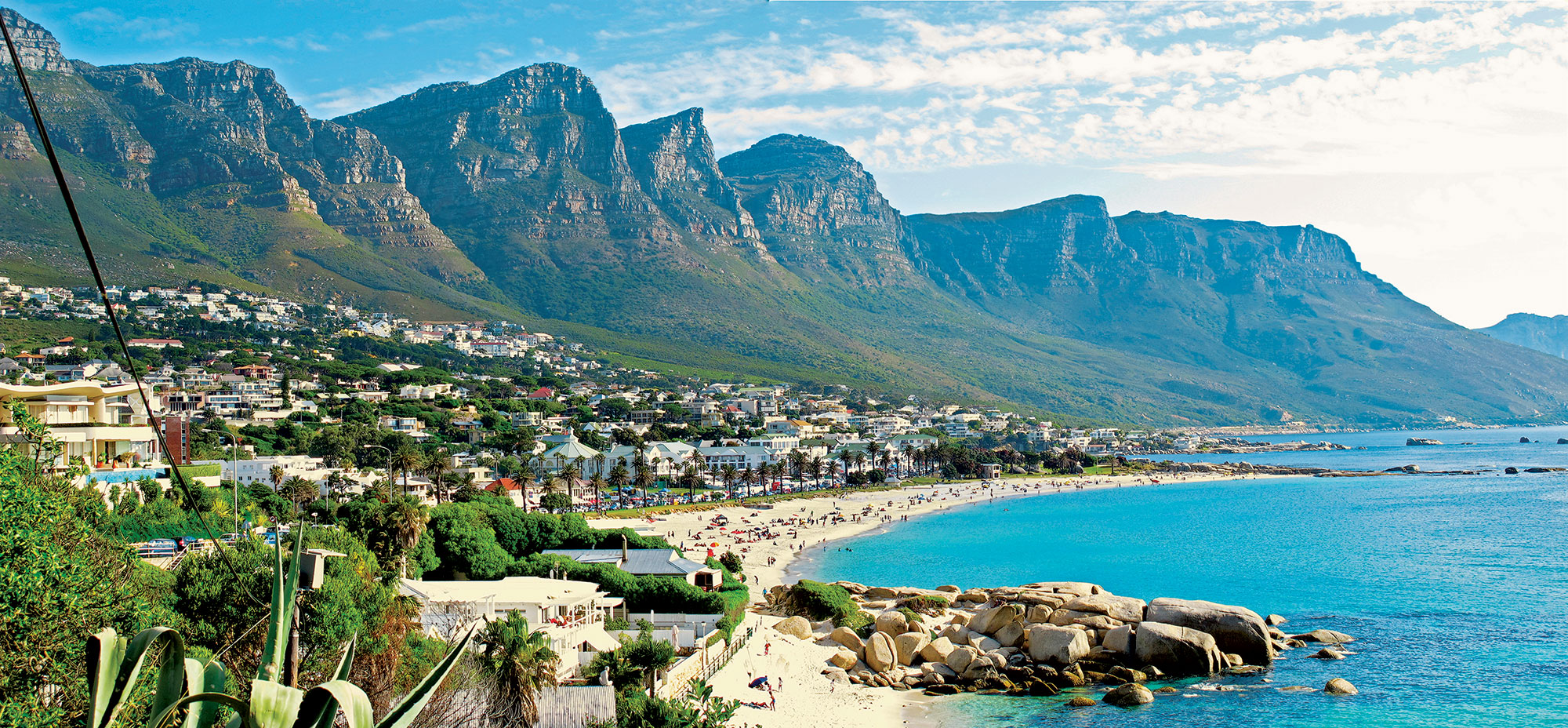 Bay in Cape Town