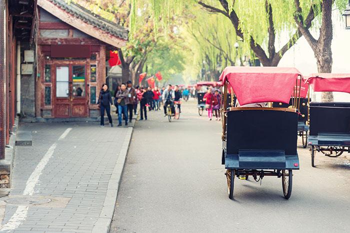 Hutongs, Beijing