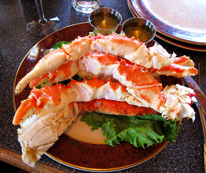 King crab, Alaska