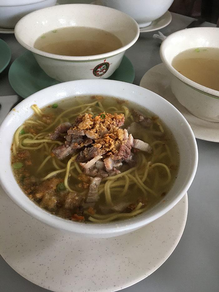 La Paz Batchoy Soup
