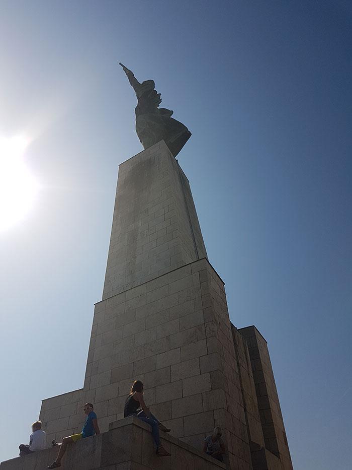 Liberty Statue (image: Alexandra Gregg)