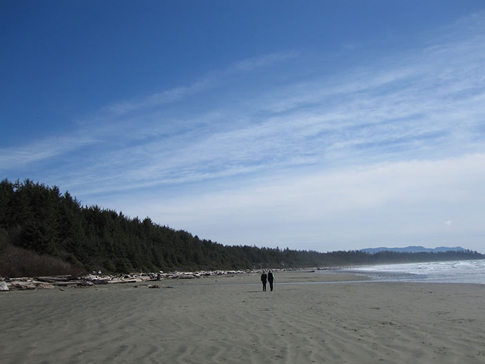 Long Beach, Tofino, Vancouver Island