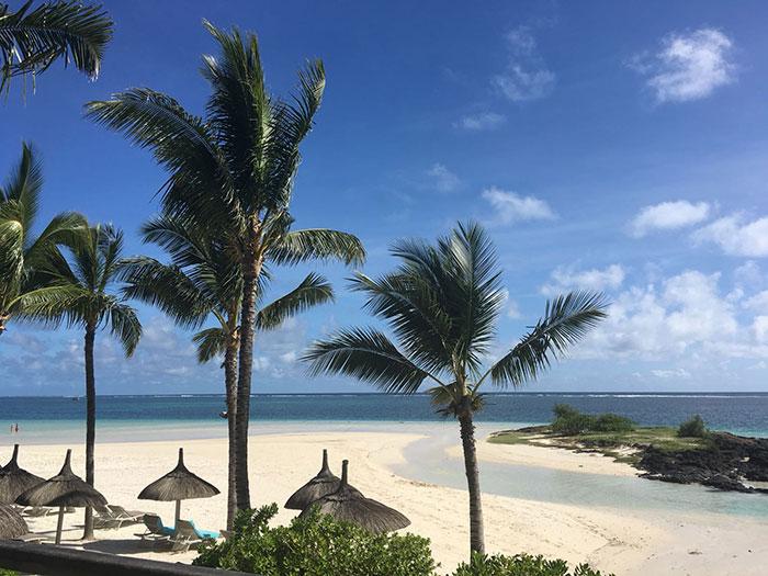 Lux Belle Mare hotel, Mauritius