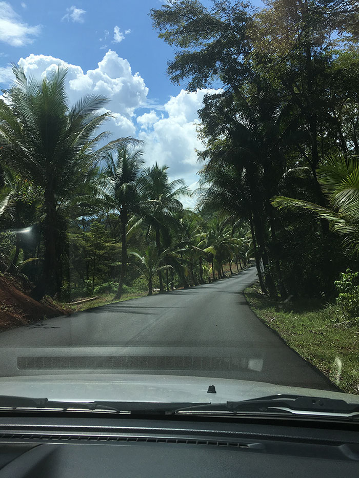 Drive from Manuel Antonio to Corcovado