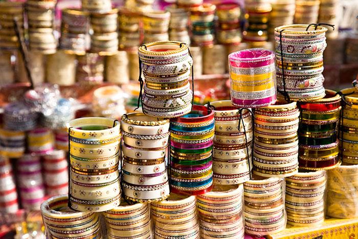 Market, India