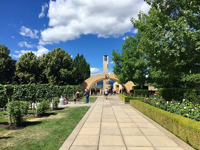 Mission Hill Winery, Kelowna