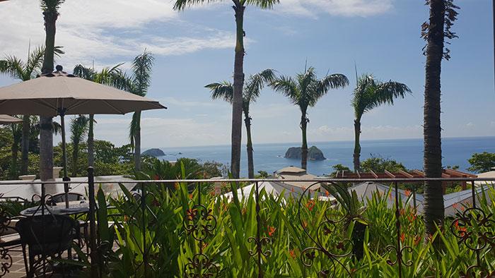 The view from Parador Resort & Spa, Manuel Antonio, Costa Rica (image: Alexandra Cronin)