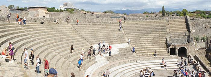 Pompeii, Italy (image: Octavia Lonergan)