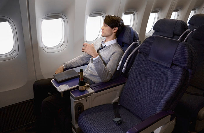 All Nippon Airways Premium Economy Class