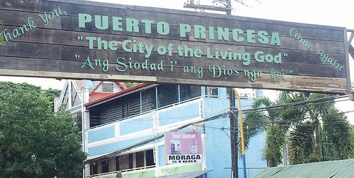 Puerto Princesa (image: Rebecca Pocklington)