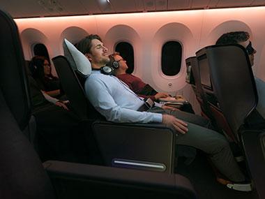 Qantas Premium Economy (Dreamliner)
