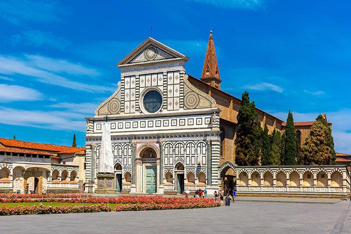 Santa Maria Novella, Florence, Italy