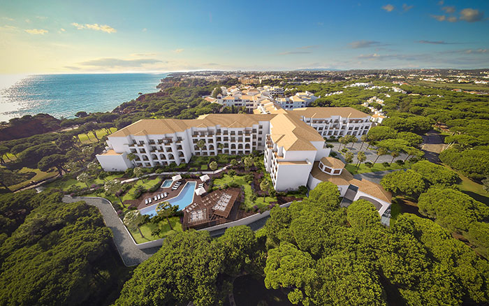 Sheraton Pine Cliffs, Algarve, Portugal